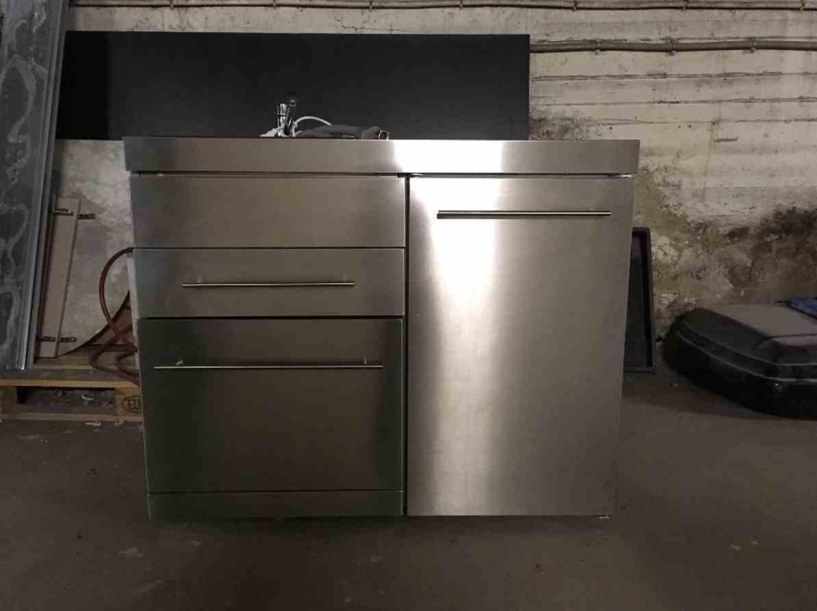 Miniküche Mit Kühlschrank Und Geschirrspüler : Singleküche pantryküche miniküche küchenwelt