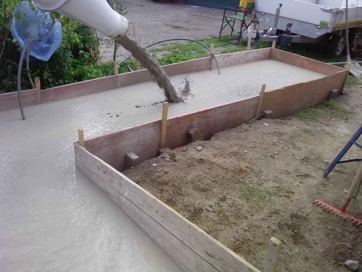 Outdoor Küche Fundament : Nach dem hausbau fange ich mal an mir eine outdoorküche zu bauen