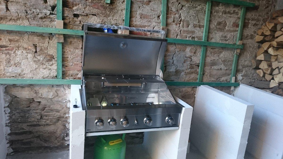 Outdoor Küche Ytong : Outdoor küche aus ytong: küche bauen ytong. küche betonarbeitsplatte