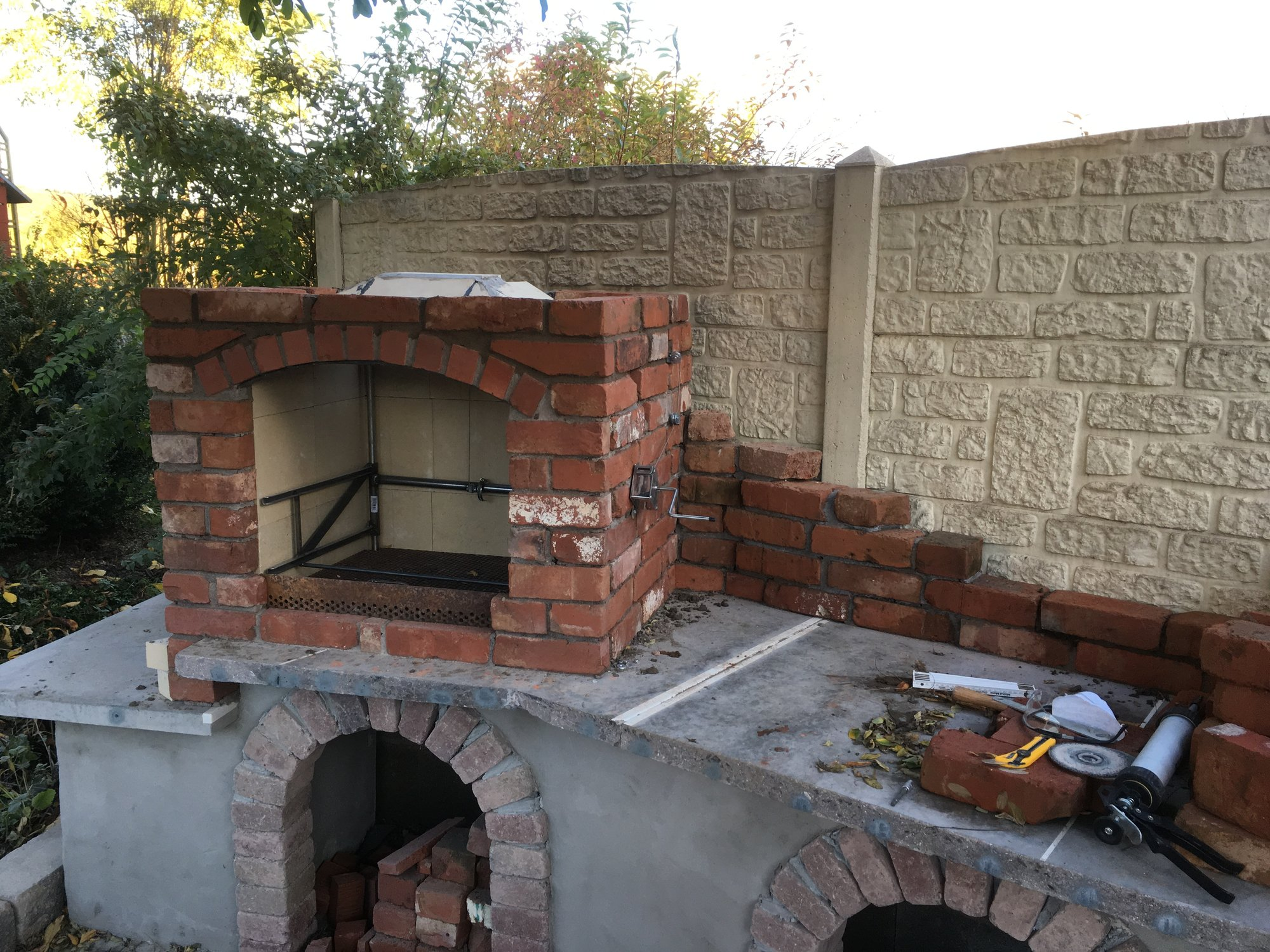 Außenküche Selber Bauen Grillsportverein : Outdoor küche grillsportverein meine outdoorküche und grill