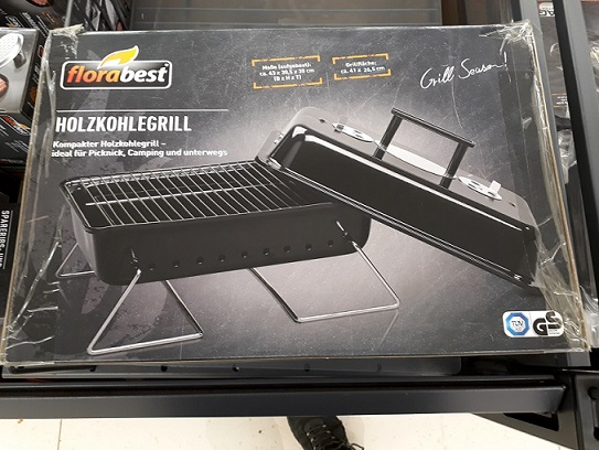 Florabest Holzkohlegrill Opinie : Holzkohlegrills elektrogrill grill kontaktowy opinie