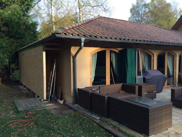 Outdoor Küche Ohne Wasseranschluss : Projekt die erste outdoor küche auf schienen grillforum