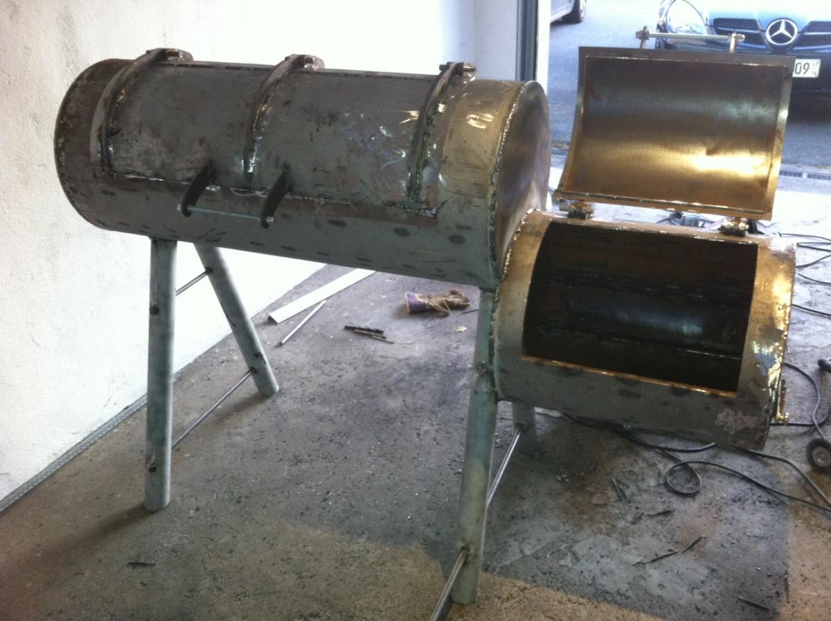 und wieder ein 16 smoker seite 2 grillforum und bbq. Black Bedroom Furniture Sets. Home Design Ideas