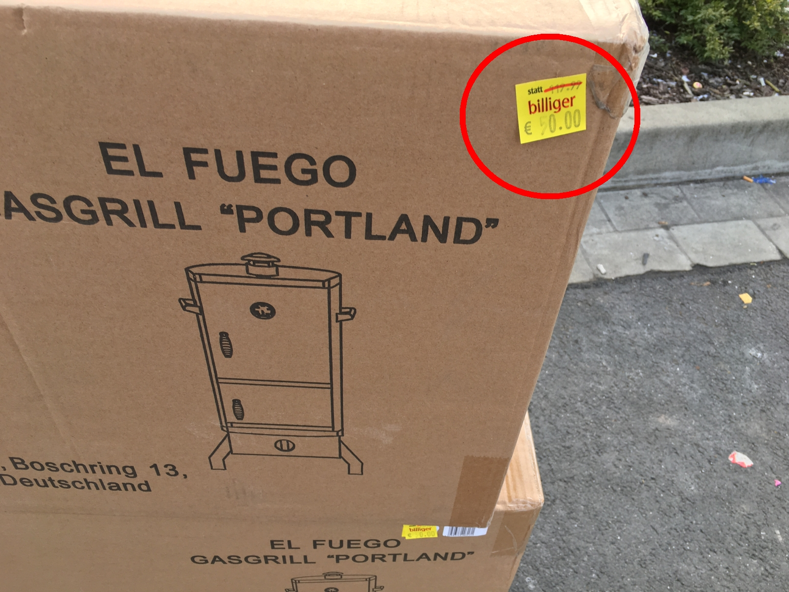 Landmann Gasgrill Famila : Es sind noch el fuego portland verfügbar bei famila seite 7