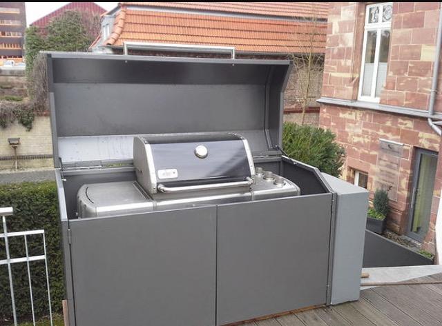 ideen f r unterstand wetterschutz f r napoleon prestige500 gesucht grillforum und bbq www. Black Bedroom Furniture Sets. Home Design Ideas