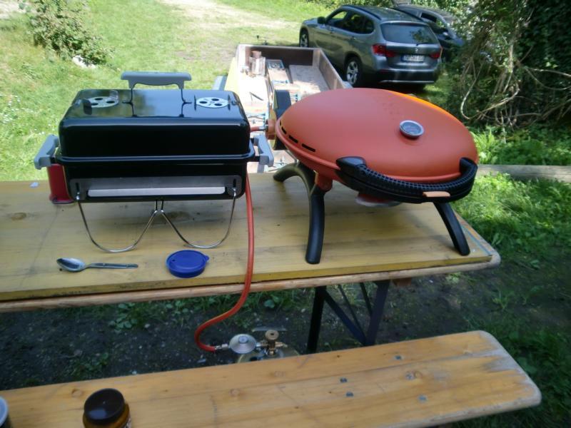 Aldi Süd Gasgrill Campingaz : Neuer gasgrill tepro oder campingaz grillforum und bbq