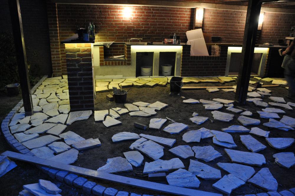 die m mmis bauen einen neuen grillsportplatz mit monolith und fire magic gasgrill seite 31. Black Bedroom Furniture Sets. Home Design Ideas