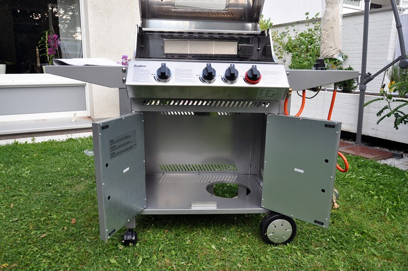Enders Gasgrill Monroe 3 S Turbo : Enders monroe sik turbo grillforum und bbq