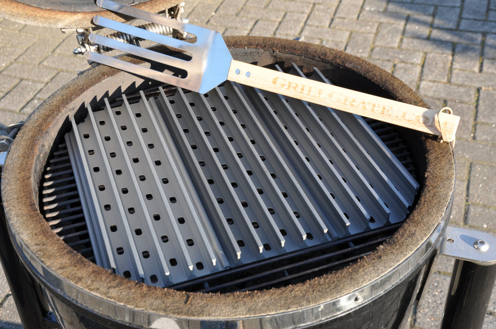 grill grate aluminium grillroste im test mit usda prime rib eye grillforum und bbq www. Black Bedroom Furniture Sets. Home Design Ideas