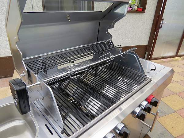 Enders Gasgrill Hotline : Enders bbq gasgrill monroe s turbo gas grill steak turbo
