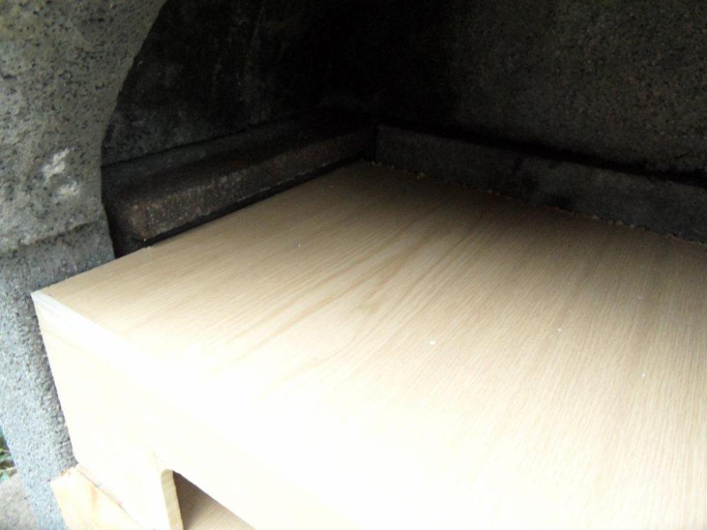 very low budget vom grillkamin zum pizzaofen grillforum und bbq. Black Bedroom Furniture Sets. Home Design Ideas