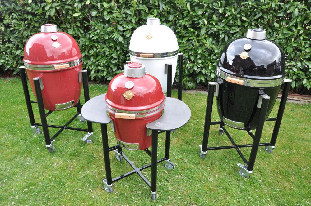 die bbq wiesel verkaufen ihre grills noch 2xgrill dome keramikgrill zum halben preis. Black Bedroom Furniture Sets. Home Design Ideas