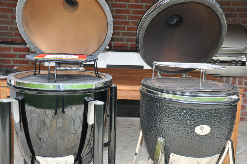 keramikgrill vergleich grill dome und monolith seite 2 grillforum und bbq www. Black Bedroom Furniture Sets. Home Design Ideas