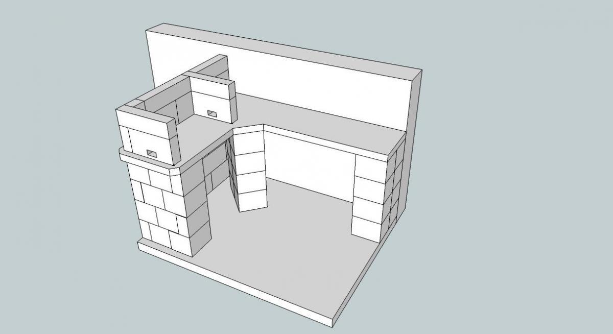 alles gemauert direktgrill und smoker grillforum und bbq. Black Bedroom Furniture Sets. Home Design Ideas