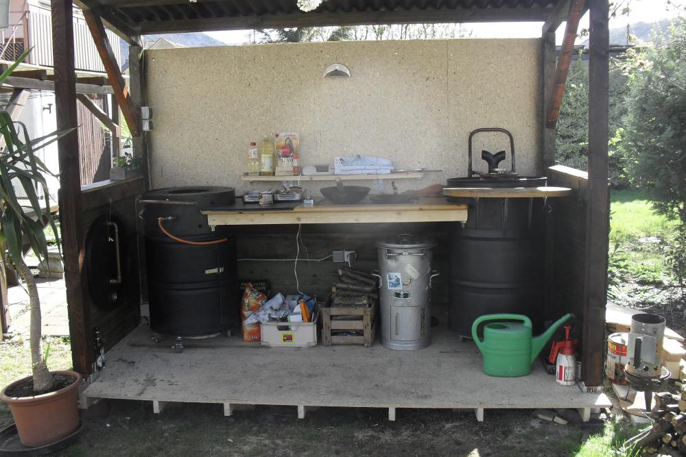wok station im bau grillforum und bbq www. Black Bedroom Furniture Sets. Home Design Ideas