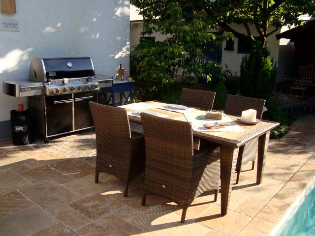 Outdoor Küche Aus Ungarn : Bau einer außenküche mit napoleon prestige grillforum und
