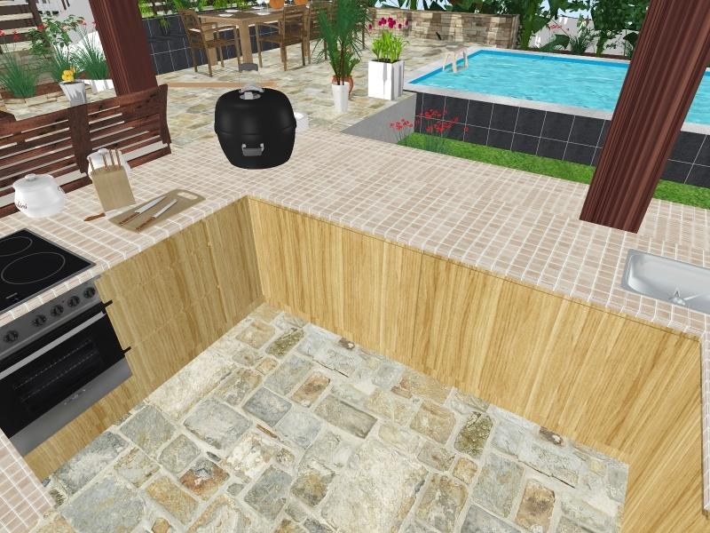 Outdoorküche Garten Xxl : Nun kommt der garten dran poolbau outdoorküche und terrassen