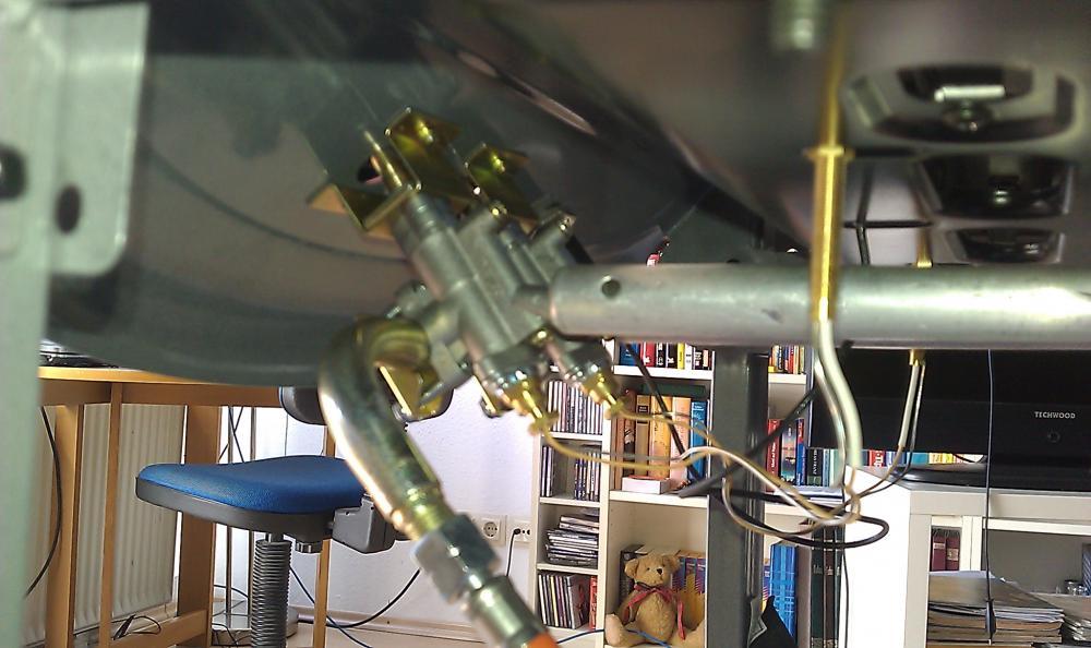 Aldi Gasgrill Montageanleitung : Aufbau eines gasgrills grillforum und bbq