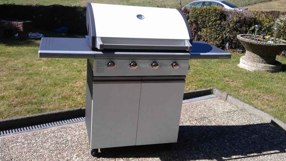 kingstone grill