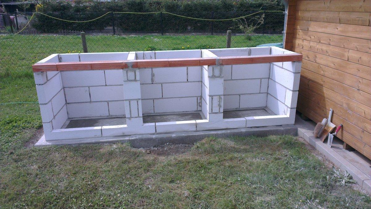 Außenküche Selber Bauen Grillsportverein : Diy außenküche grillforum und bbq grillsportverein