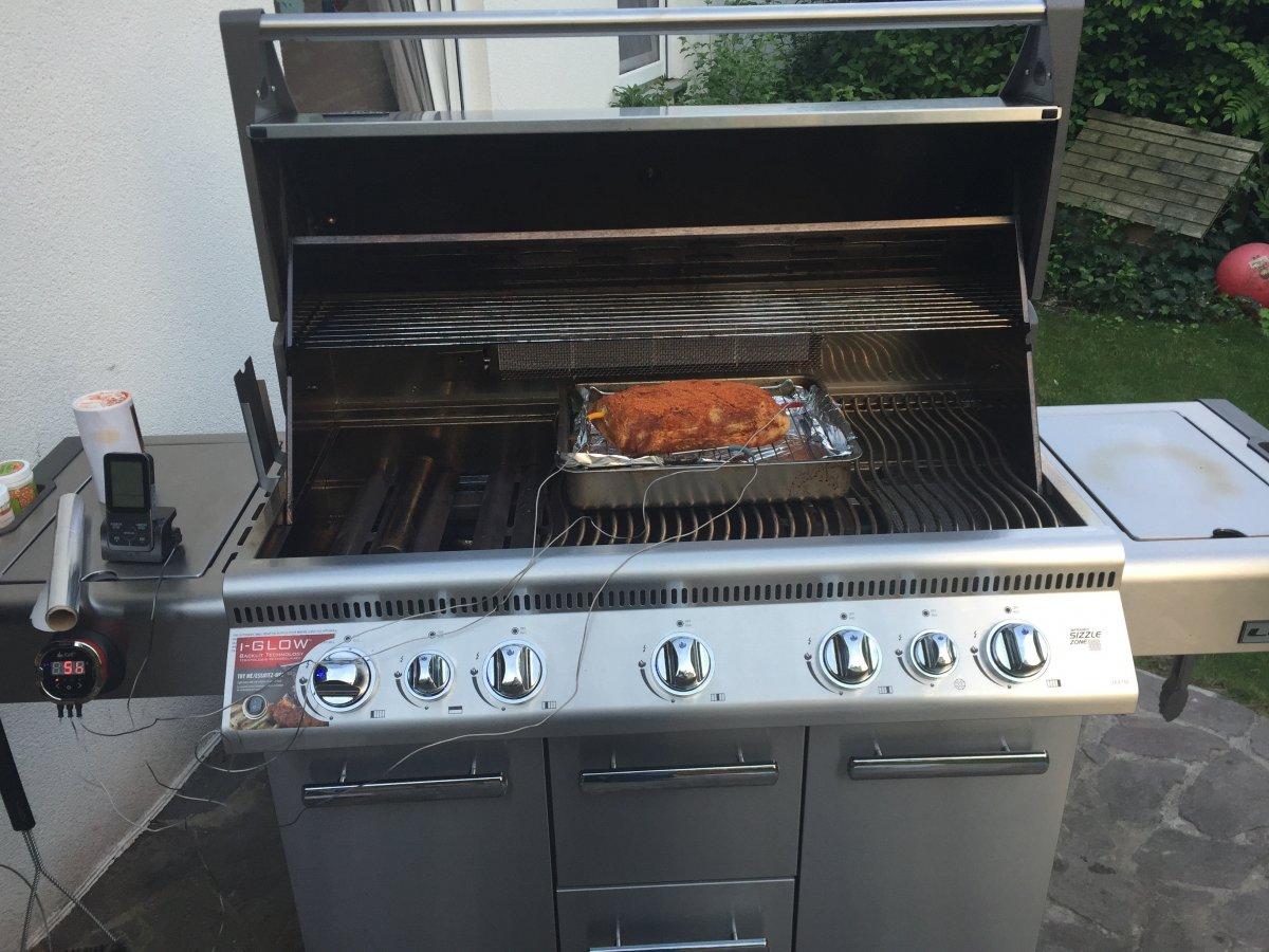 Pulled Pork Gasgrill Grillsportverein : Mein erstes pulled pork vom lex 730 grillforum und bbq www