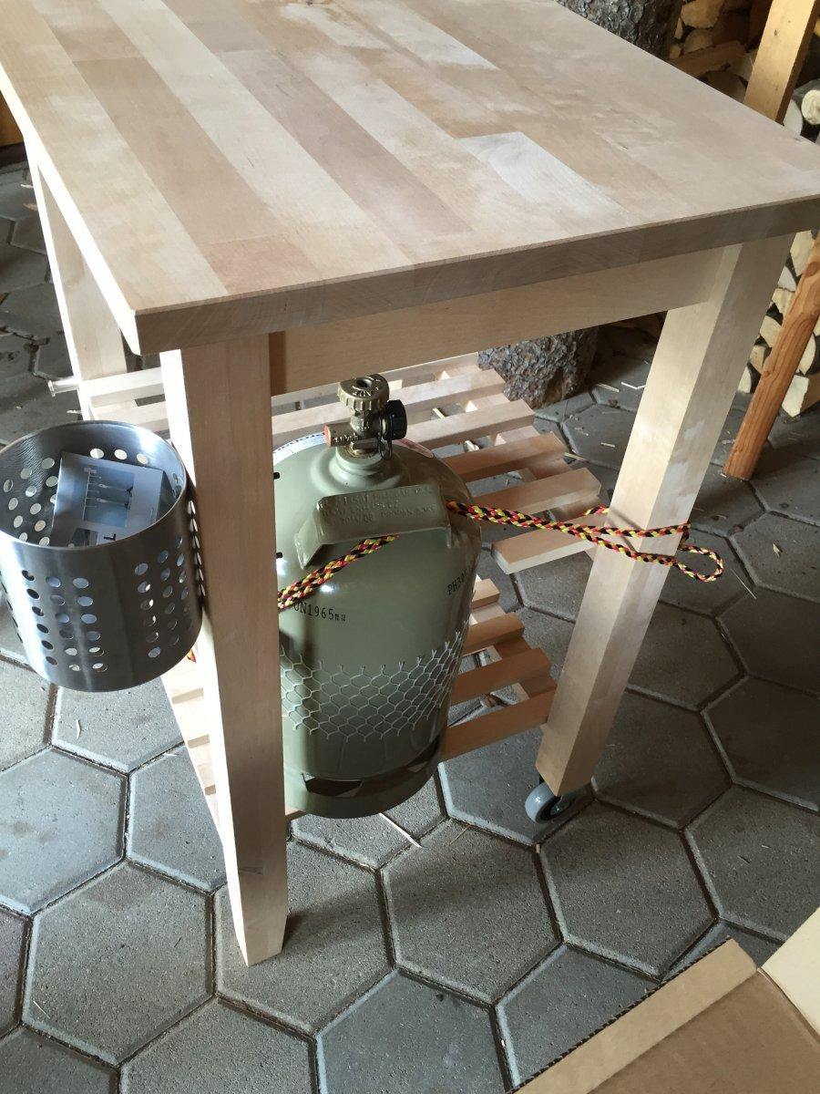 der ikea bekv m umbau modding thread seite 20 grillforum und bbq. Black Bedroom Furniture Sets. Home Design Ideas