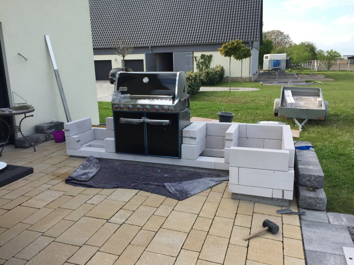 outdoor k che summit 670 grillforum und bbq. Black Bedroom Furniture Sets. Home Design Ideas