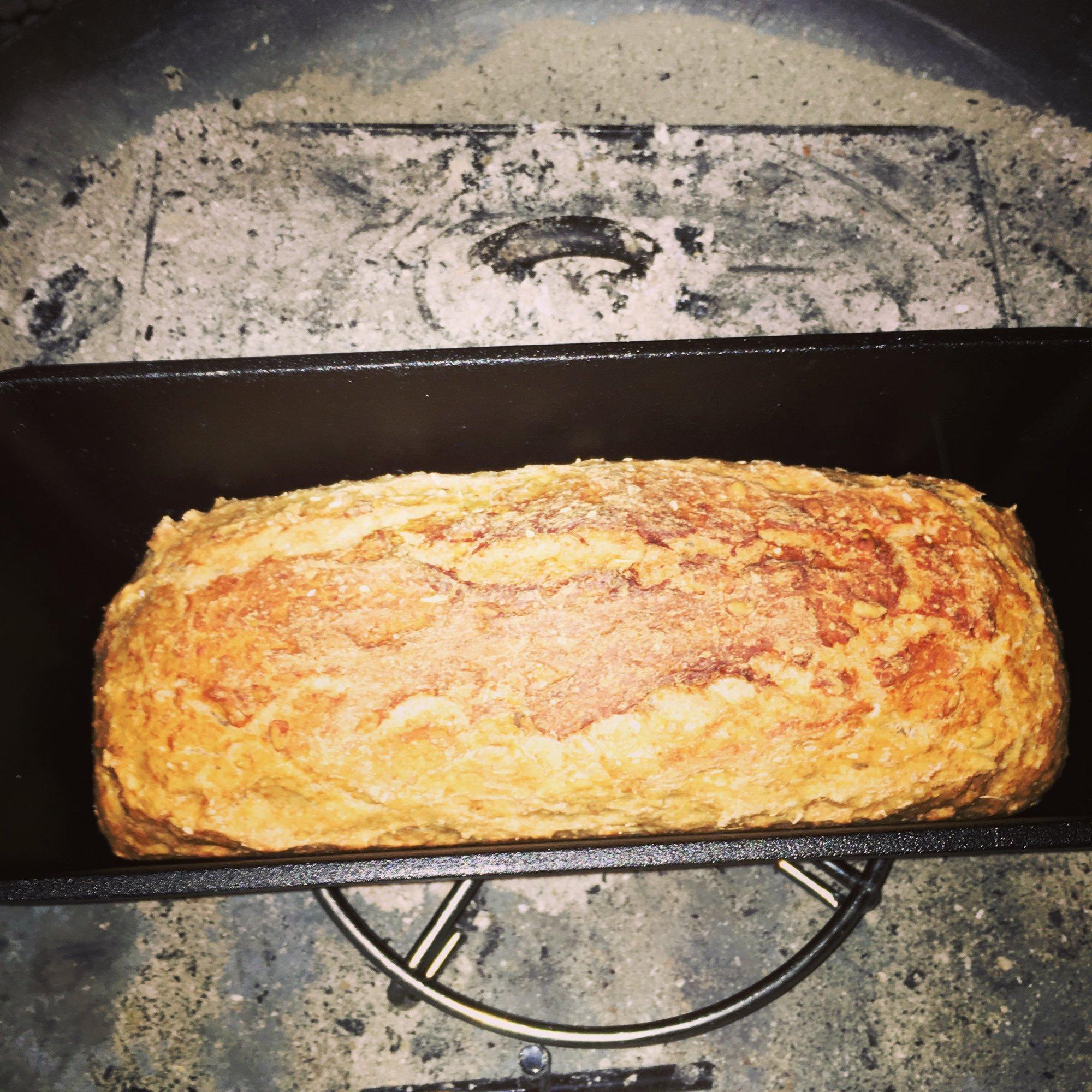 Brot aus dem K10  Grillforum und BBQ - www.grillsportverein.de