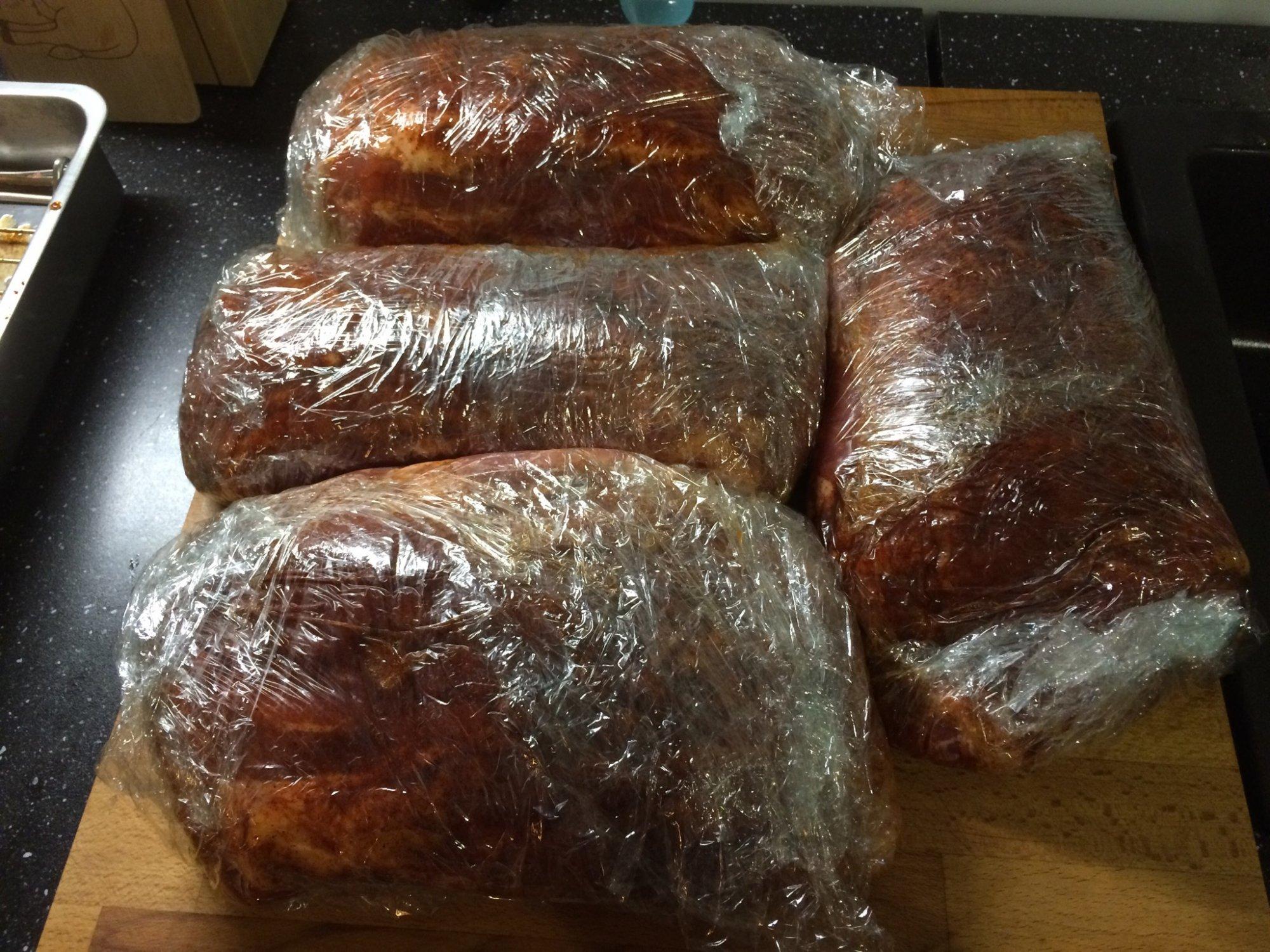 Pulled Pork Gasgrill Grillsportverein : Pulled pork im gasgrill ohne wasserschale grillforum und bbq