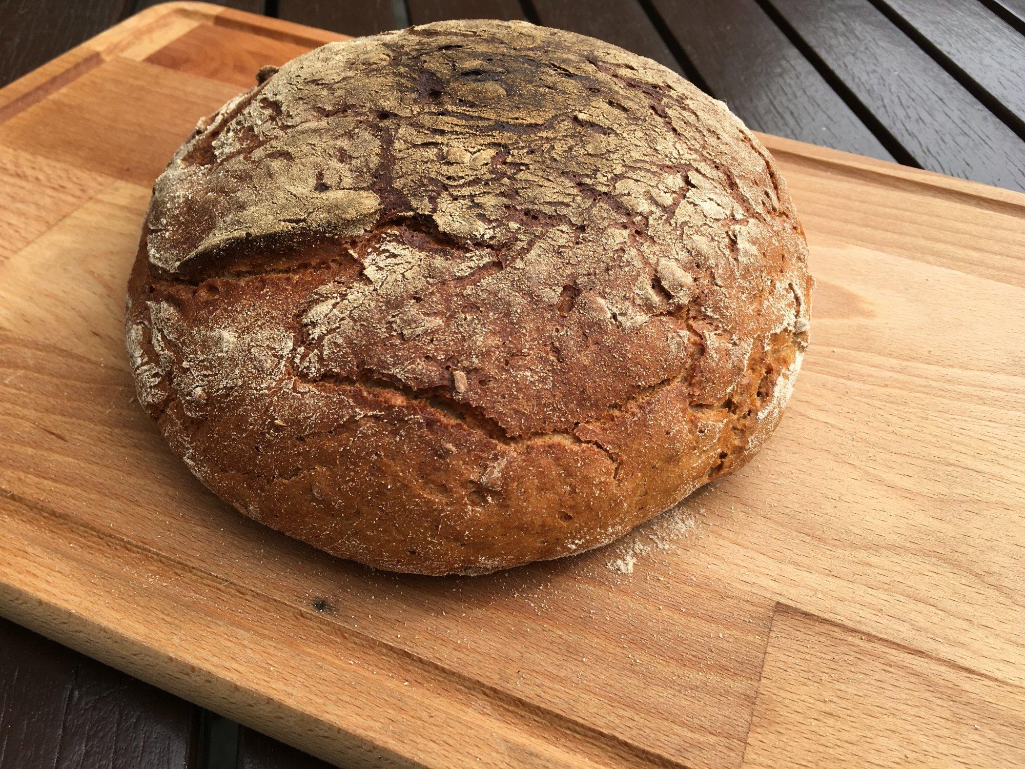 Wikinger Brot Aus Dem Dopfseite 2 Grillforum Und Bbq