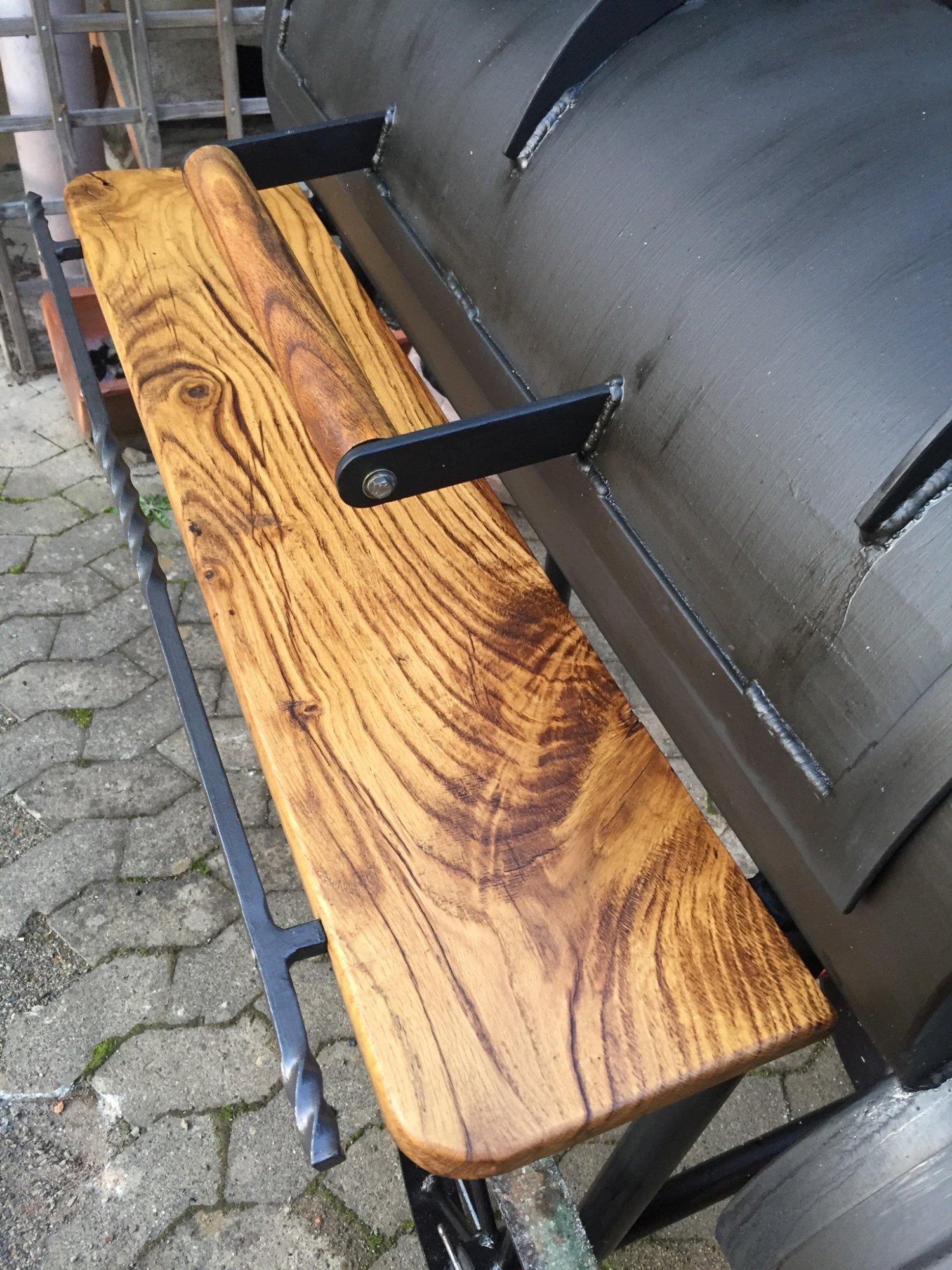 16 smoker neubau seite 6 grillforum und bbq. Black Bedroom Furniture Sets. Home Design Ideas