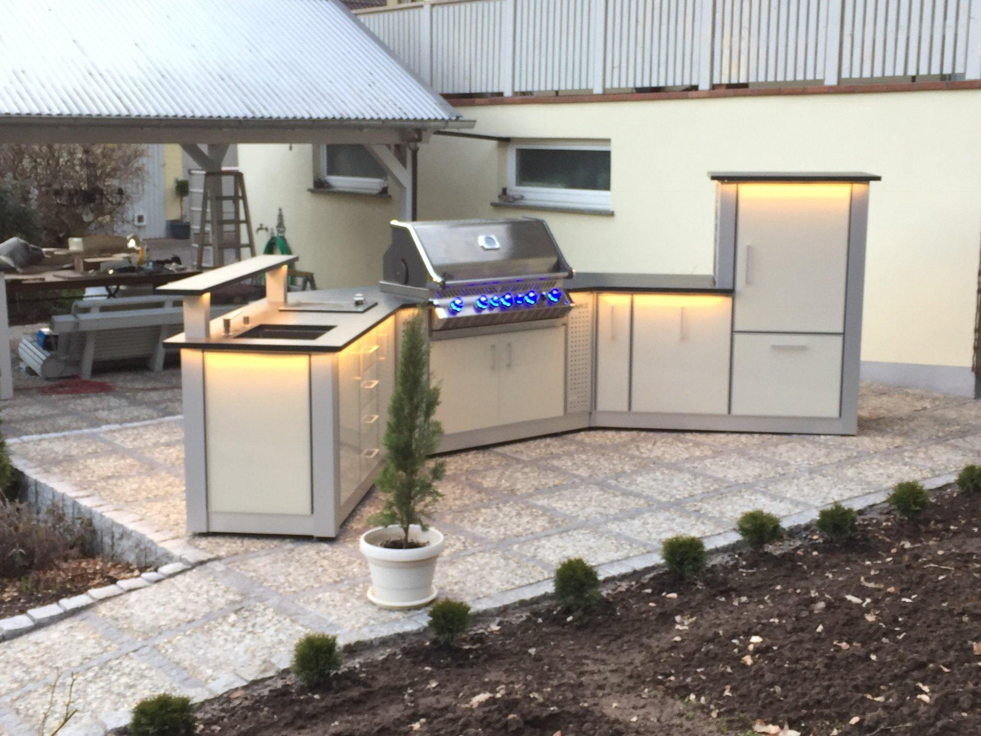 Outdoor Küche Bauen Grillsportverein : Bau meiner grill und bbq außenküche gartenküche teil