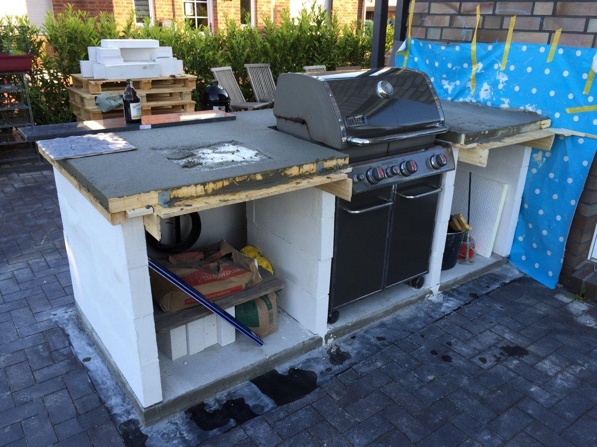 grillk che klein aber fein grillforum und bbq www. Black Bedroom Furniture Sets. Home Design Ideas