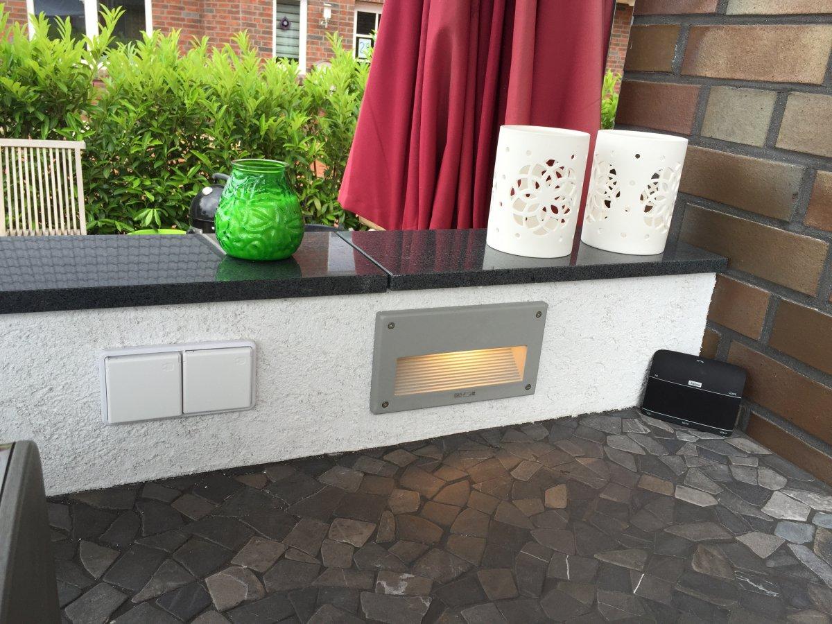 grillk che klein aber fein grillforum und bbq. Black Bedroom Furniture Sets. Home Design Ideas