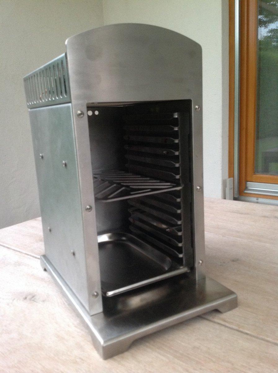 selbstbau eines oberhitze grills seite 93 grillforum und bbq. Black Bedroom Furniture Sets. Home Design Ideas