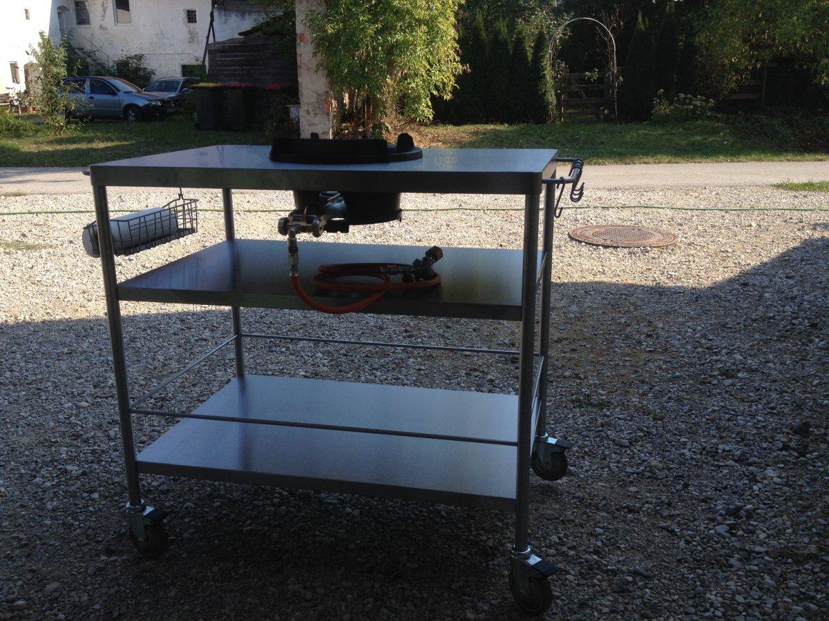 zeigt her eure wok stationen seite 16 grillforum und bbq. Black Bedroom Furniture Sets. Home Design Ideas