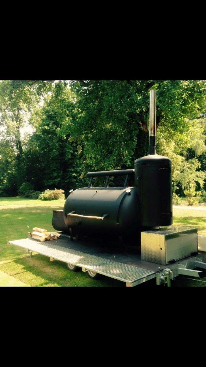 16 smoker neubau grillforum und bbq www. Black Bedroom Furniture Sets. Home Design Ideas