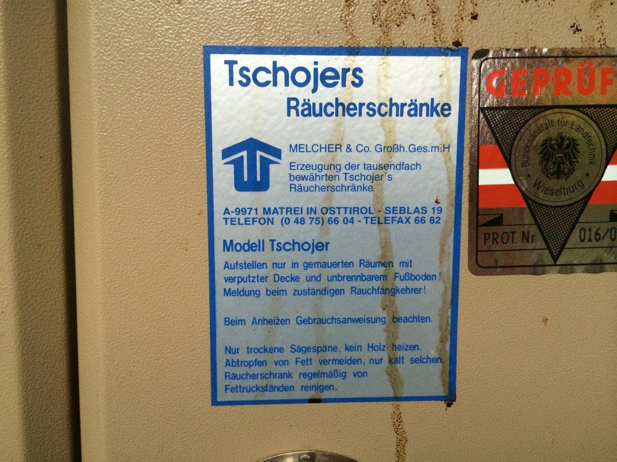 Kalträucherofen auch zum heißräuchern verwenden | Grillforum und ...