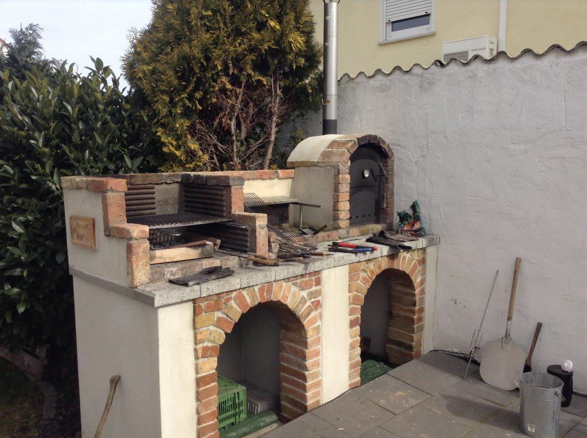Sommerküche Selbst Bauen : Sommerkche bauen. finest praktischer kchenblock with sommerkche