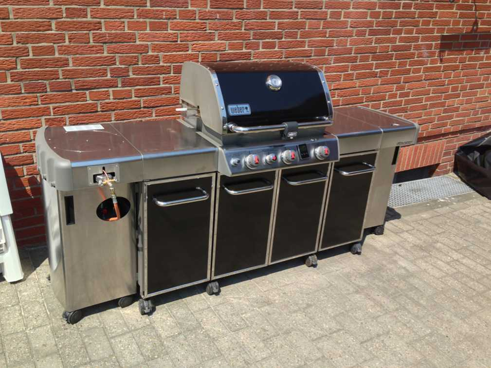 pimp my genesis e330 inkl einbau manniu x72. Black Bedroom Furniture Sets. Home Design Ideas