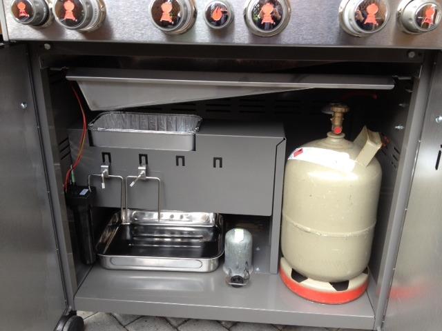Weber Spirit Propane To Natural Gas Conversion Kit