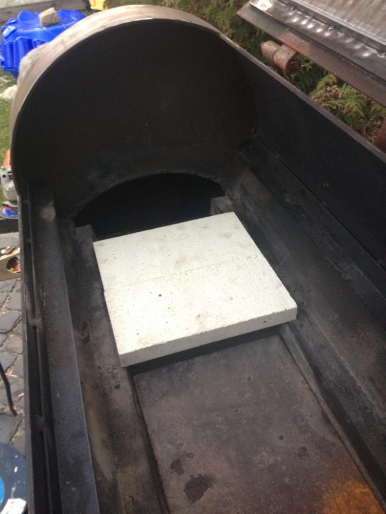 bau meines smokers seite 14 grillforum und bbq. Black Bedroom Furniture Sets. Home Design Ideas