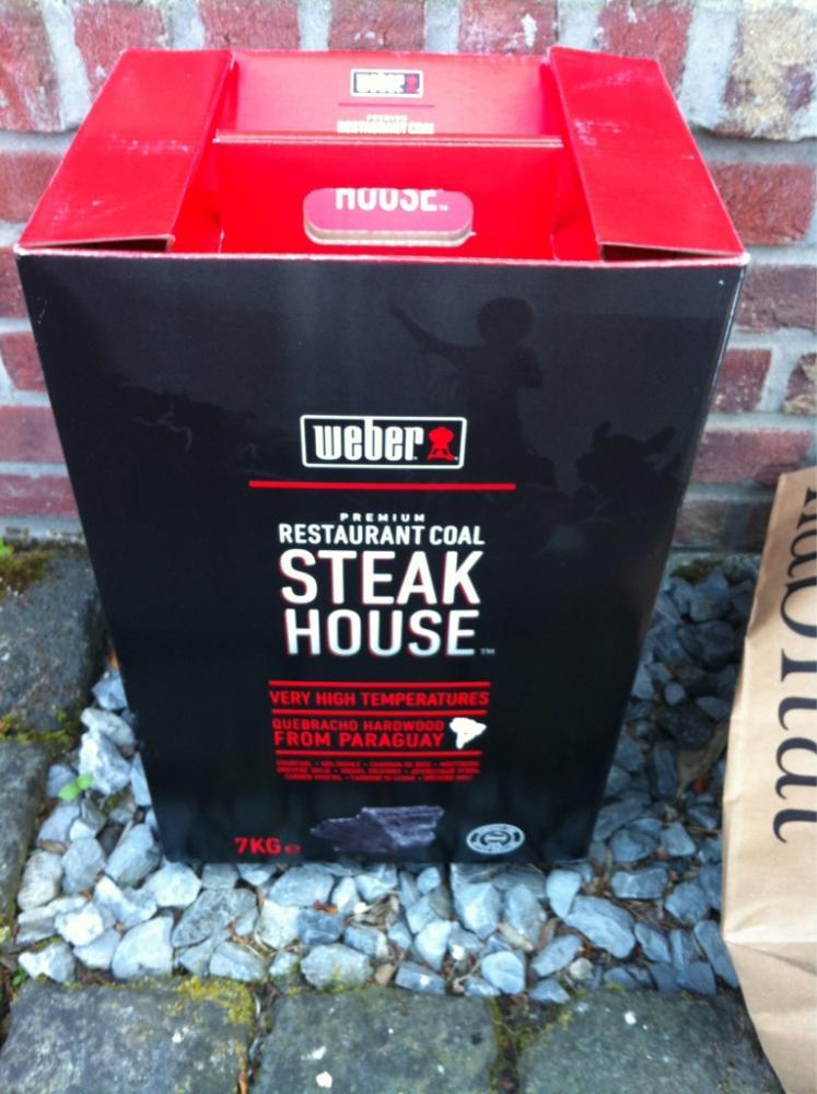 weber steak house kohle grillforum und bbq. Black Bedroom Furniture Sets. Home Design Ideas