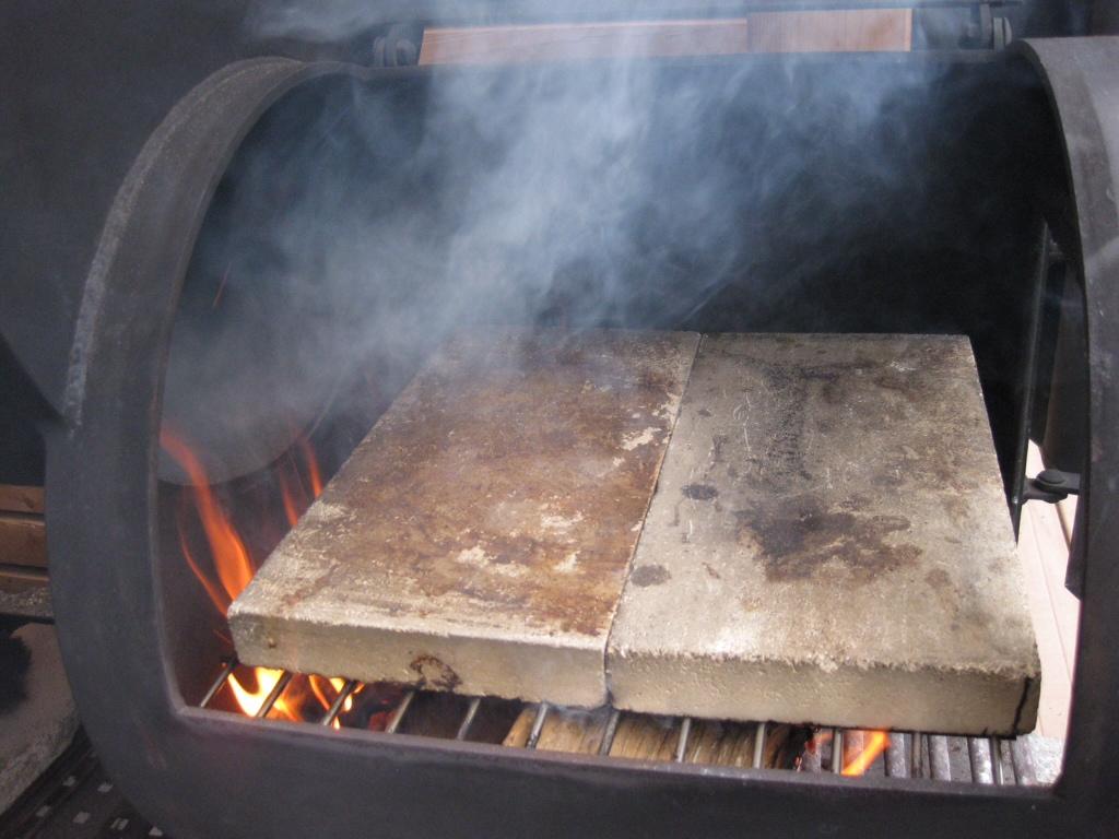 pizza vom smoker aus dem buchenrauch grillforum und bbq. Black Bedroom Furniture Sets. Home Design Ideas
