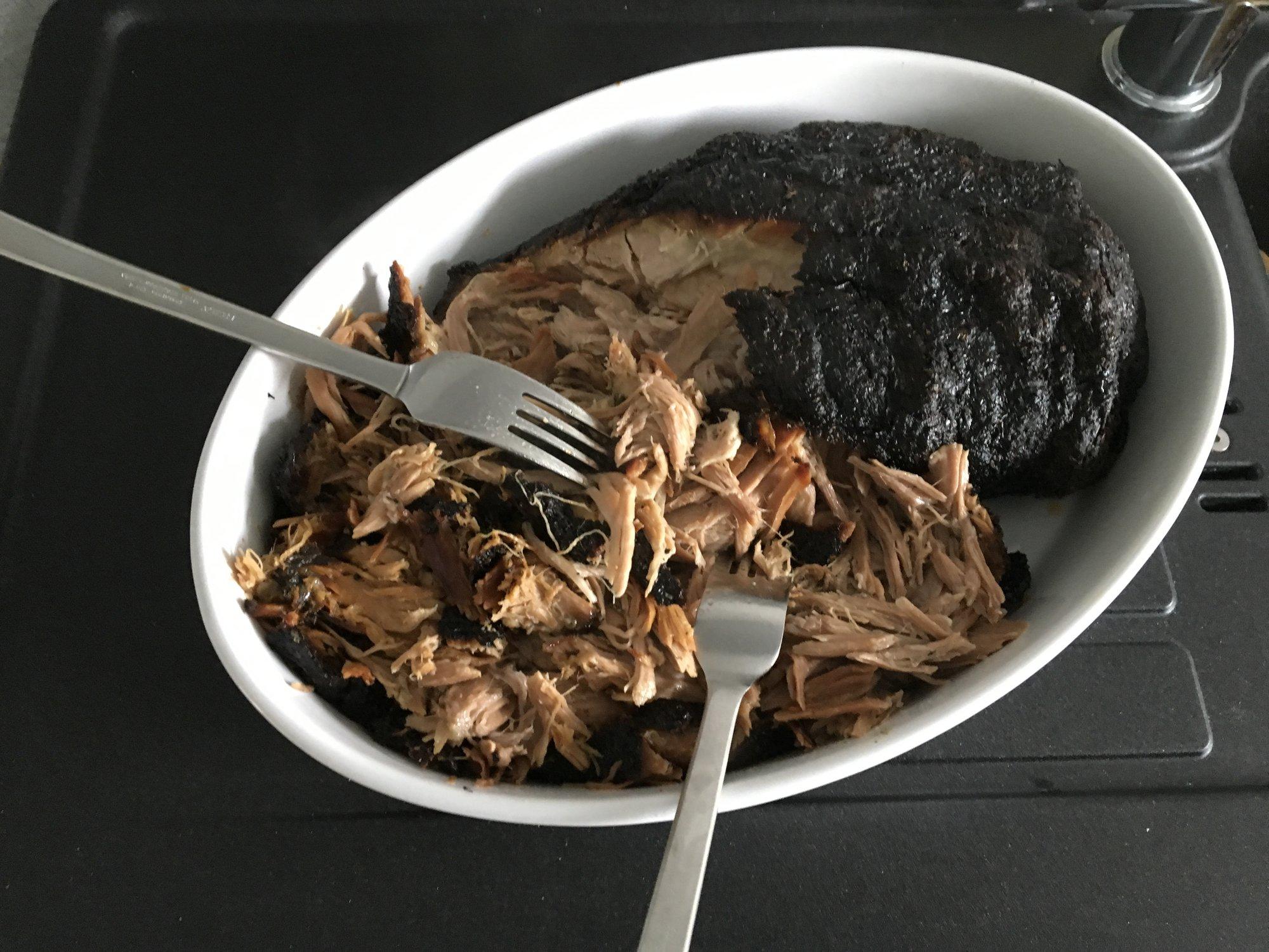 Pulled Pork Gasgrill Genesis : Mein erstes pulled pork vom genesis grillforum und bbq