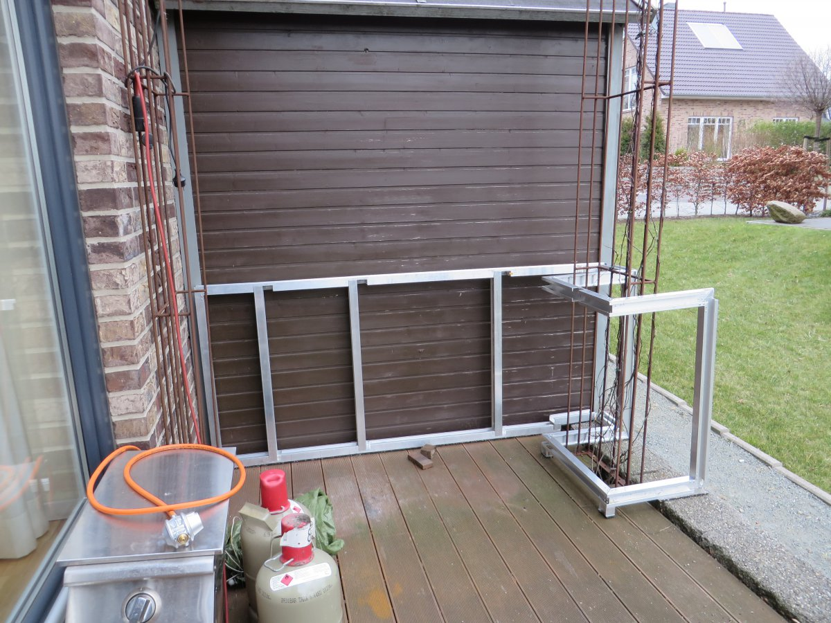 Holz Für Außenküche : Außenküche aus holz mit us importen seite grillforum und bbq