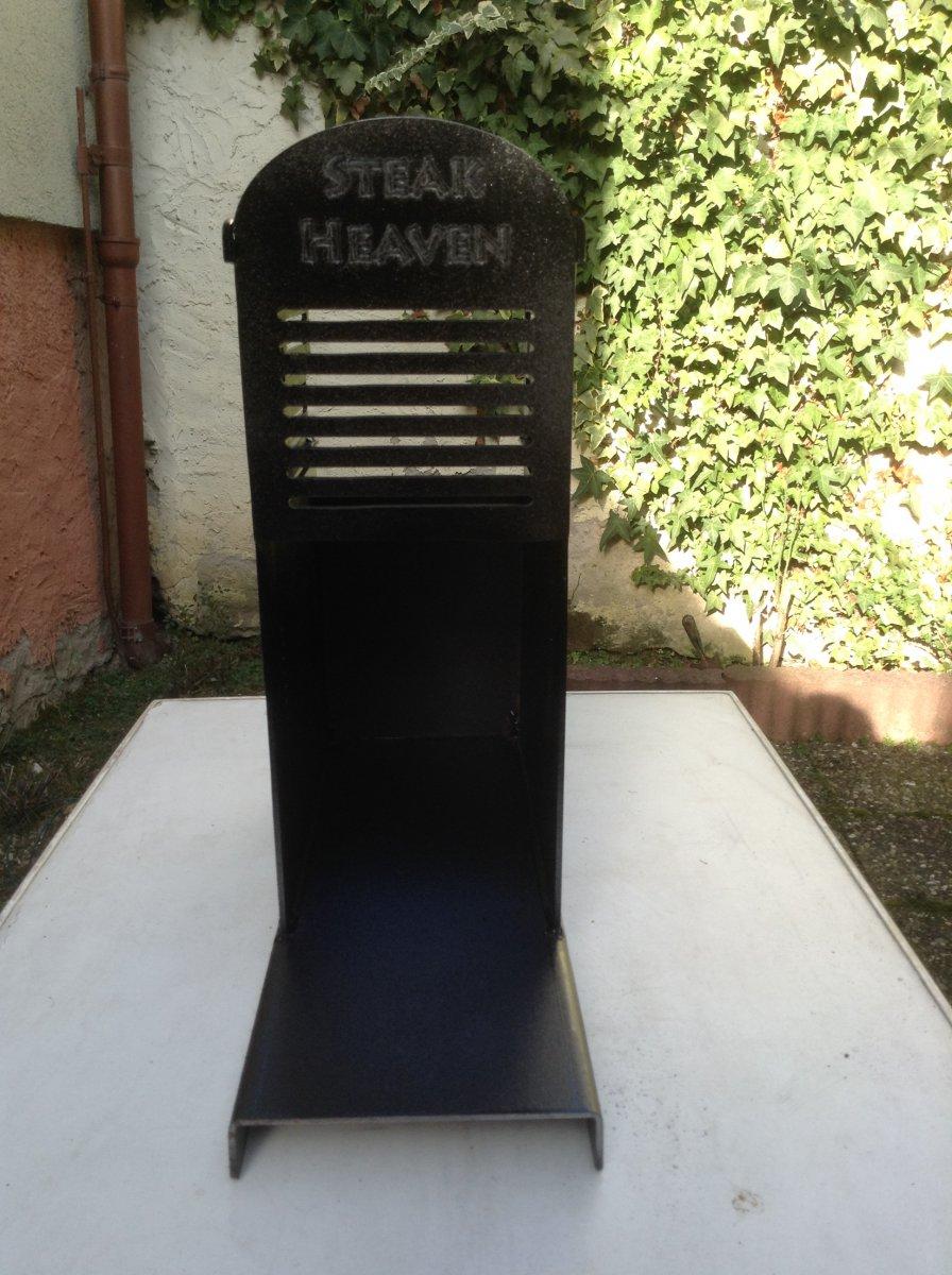 selbstbau eines oberhitze grillsseite 25 grillforum und. Black Bedroom Furniture Sets. Home Design Ideas