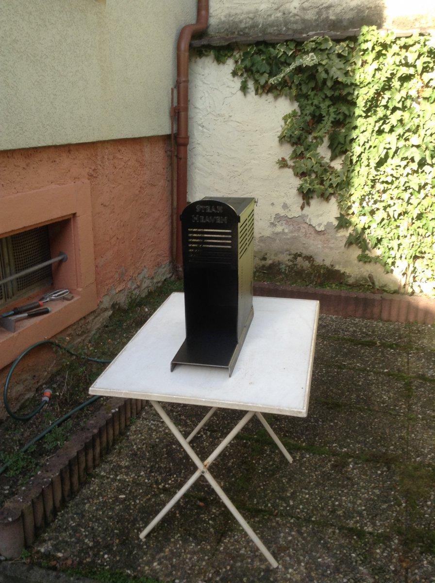 selbstbau eines oberhitze grills seite 64 grillforum und bbq. Black Bedroom Furniture Sets. Home Design Ideas