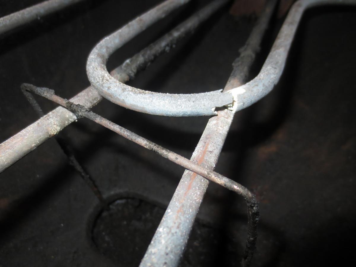 Weber Elektrogrill Heizspirale Defekt : Hilfe heizspirale kaputt grillforum und bbq