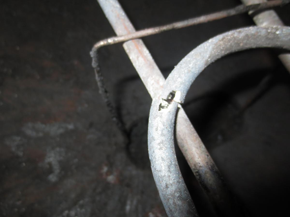 Weber Elektrogrill Heizspirale : Hilfe heizspirale kaputt grillforum und bbq